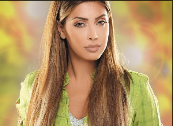 Incredible Lebanese pop singer