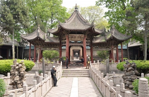 The Great Mosque of Xi'an, Shaanxi Province, China