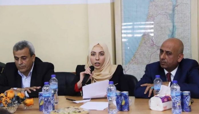 the-youngest-mayor-of-palestine-called-palestinian-women-as-heroism